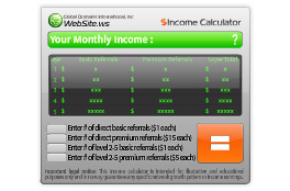 Income Calculator